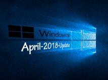 Windows 10: Kumulatives Update KB4338819 behebt Fehler und schließt Sicherheitslücken