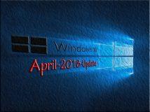 Windows 10 April-2018-Update wird über Windows-Update ausgerollt