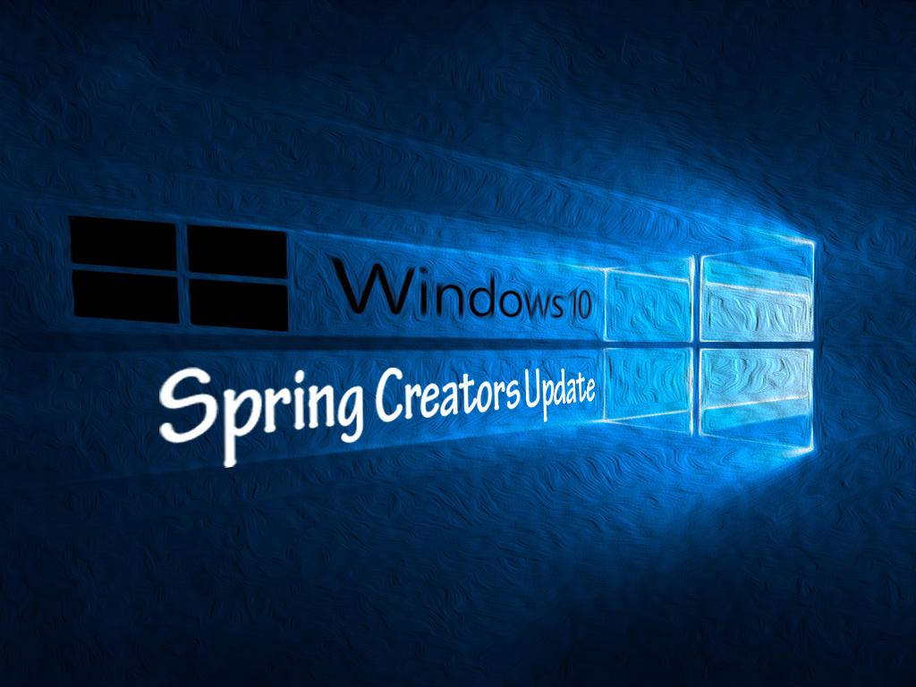 Windows 10 1803 April Update könnte diese Woche erscheinen