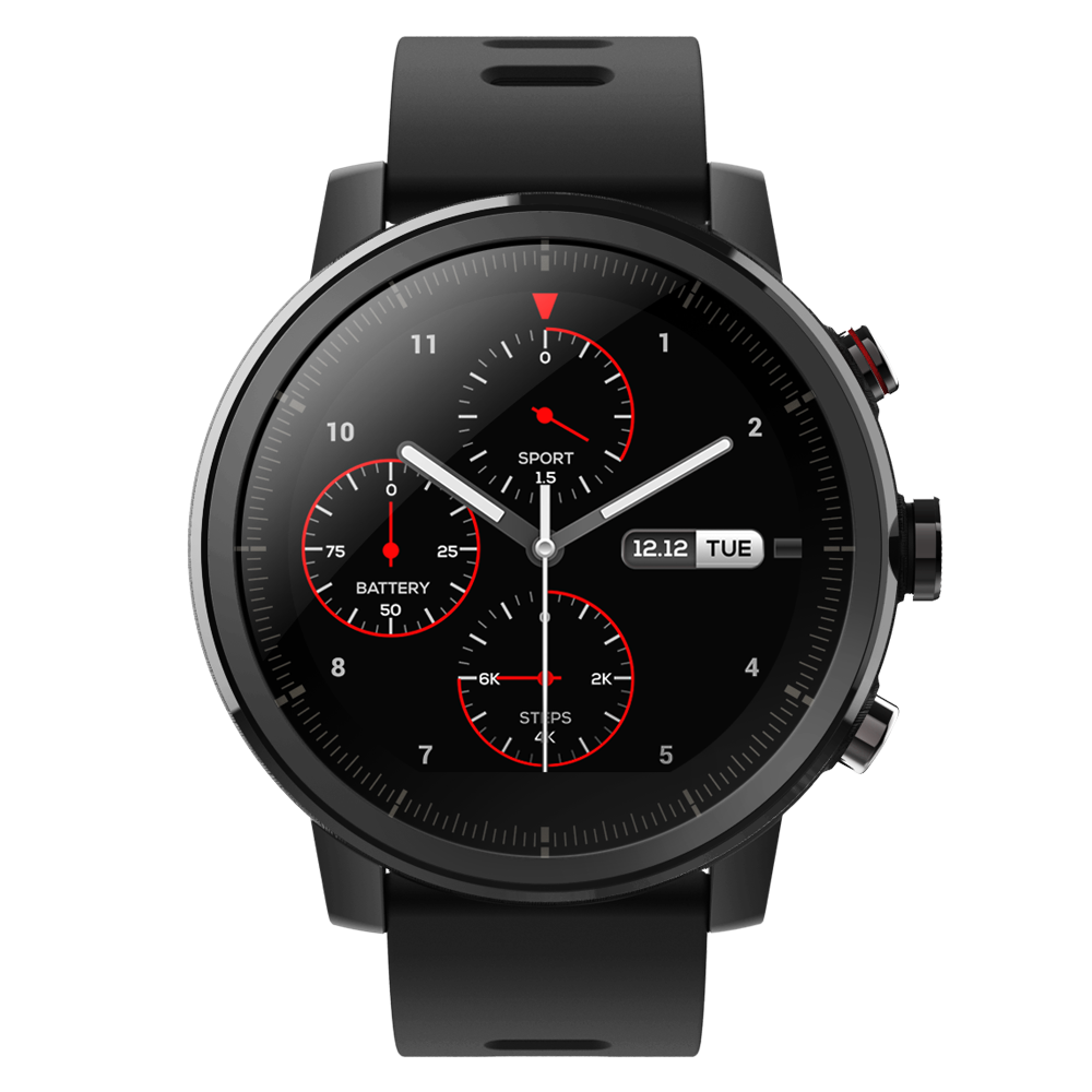 Sport Smartwatch Huami Amazfit Stratos Im Test Zdnet De