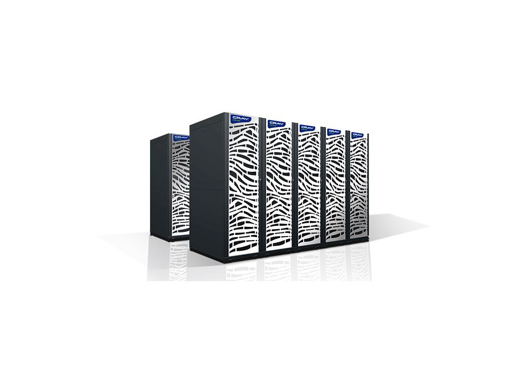 Cray entwickelt Supercomputer mit AMD EPYC-Prozessoren