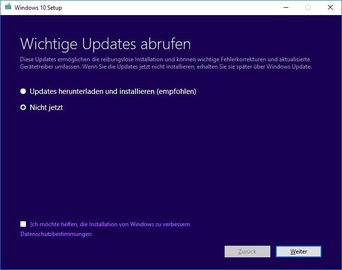 Spring Creators Update blockieren: So stoppen Sie das automatische Windows