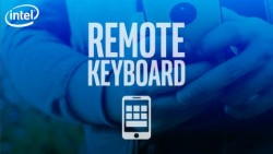 Intel Remote Keyboard App (Bild: Intel)