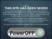 Krimineller DDoS-Service stillgelegt