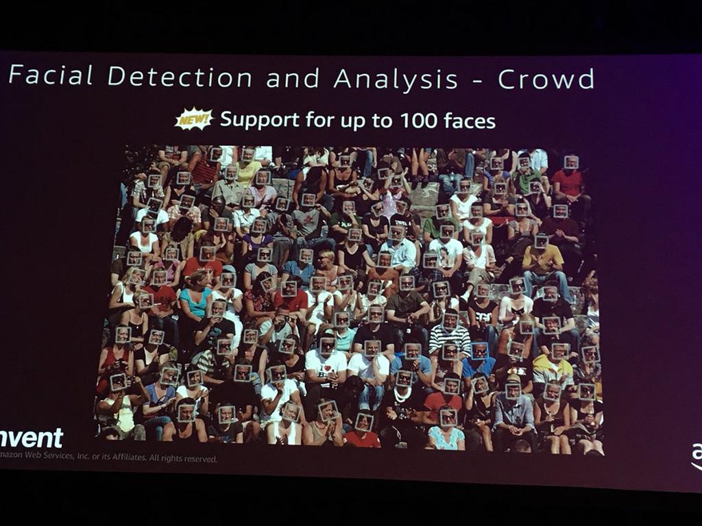 Amazons Gesichtserkennungsdienst in der Kritik bei Bürgerrechtlern