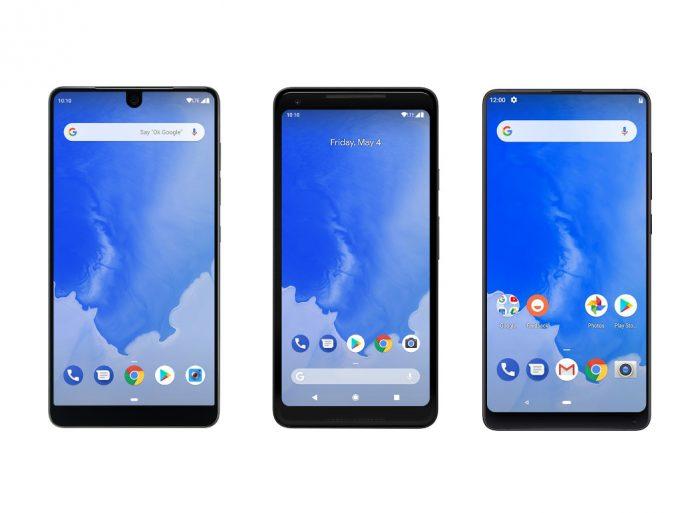 Android P: Essential, Pixel, Xiaomi (Bild: ZDNet.de)