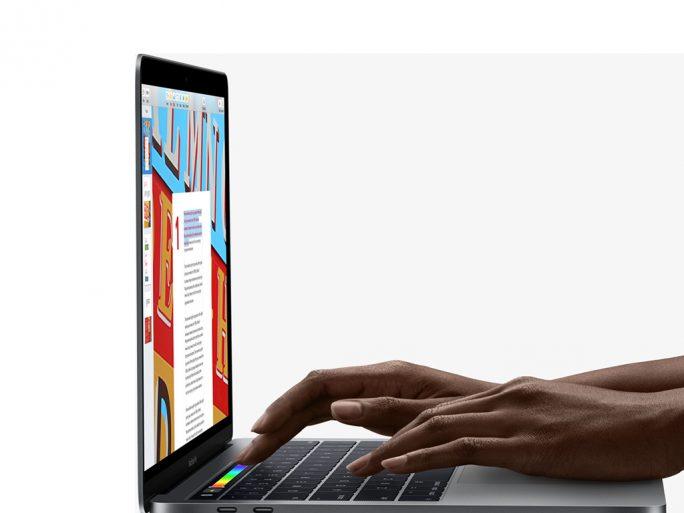 Apple: Sammelklage wegen Butterfly-Tastatur (Bild: Apple)