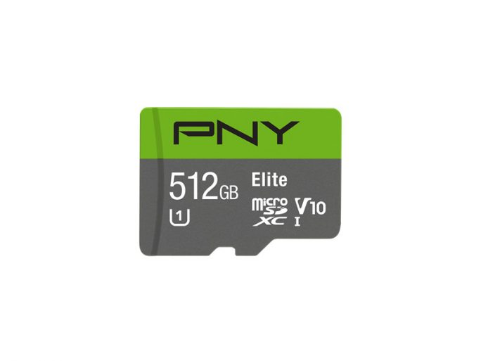 PNY microSDXC Elite 512GB (Bild: PNY)