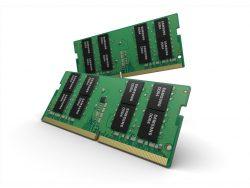 DDR4-SoDIMM mit 32 GByte (Bild: Samsung)
