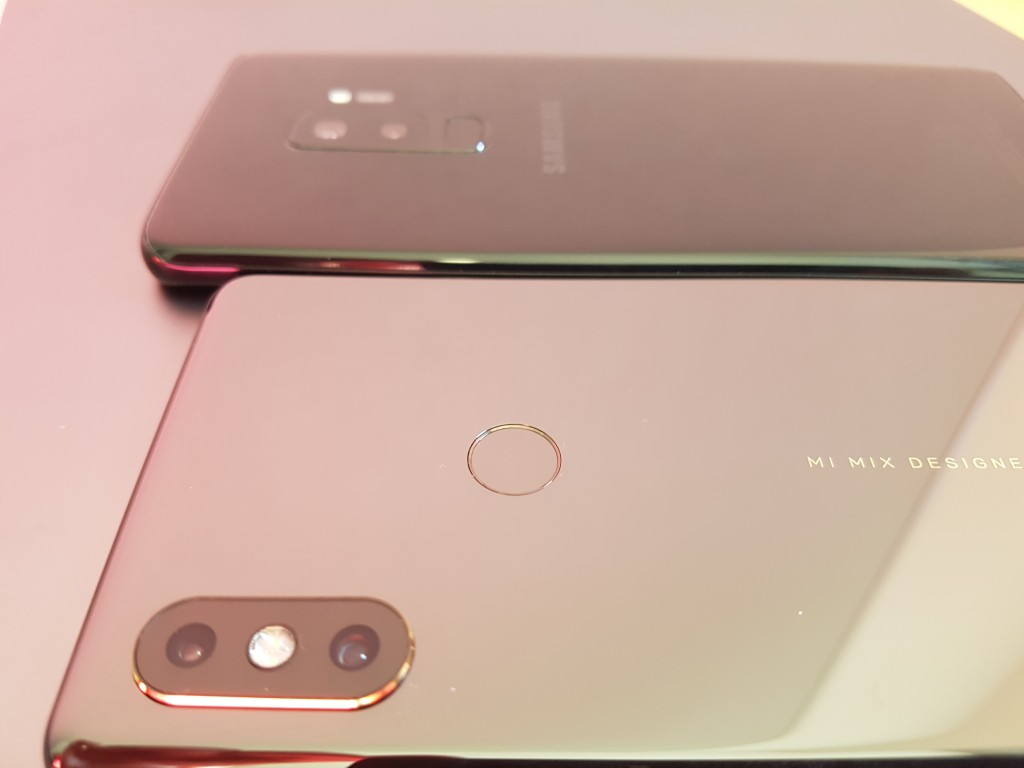 Kameravergleich: Xiaomi Mi MIX 2S gegen Galaxy S9+