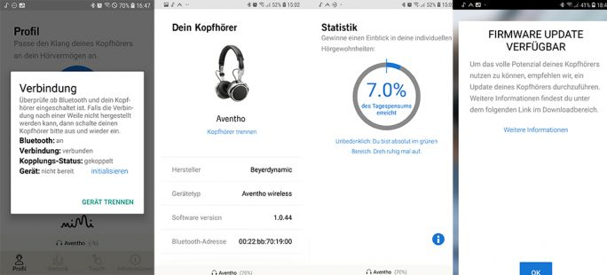 Beyerdynamic Aventho Wireless (Bild: ZDNet.de)