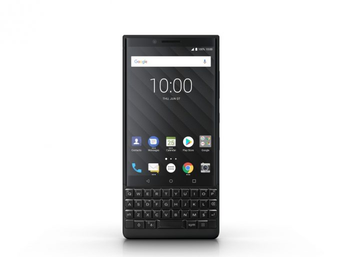 Blackberry Key2 (Bild: TCL Communication)