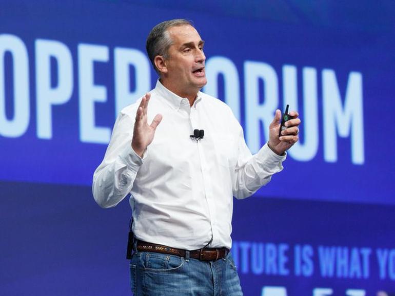 Intel-Chef Brian Krzanich tritt zurück