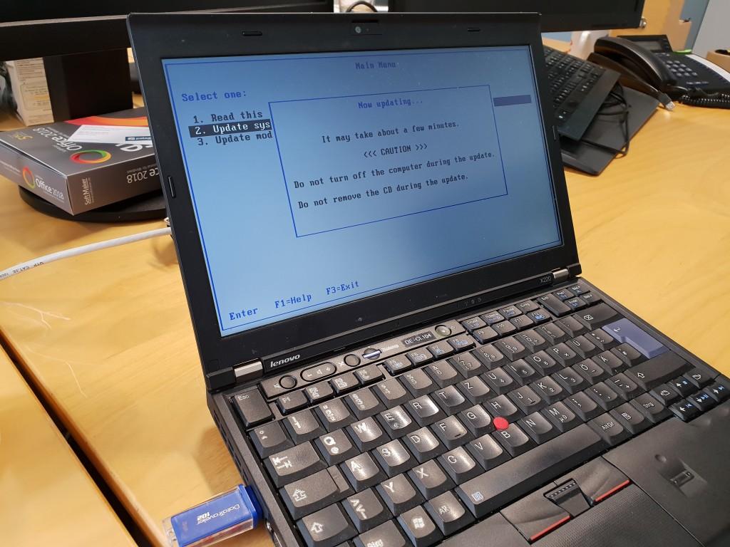 Lenovo X220 und T520: BIOS-Update mit USB-Stick durchführen | ZDNet de