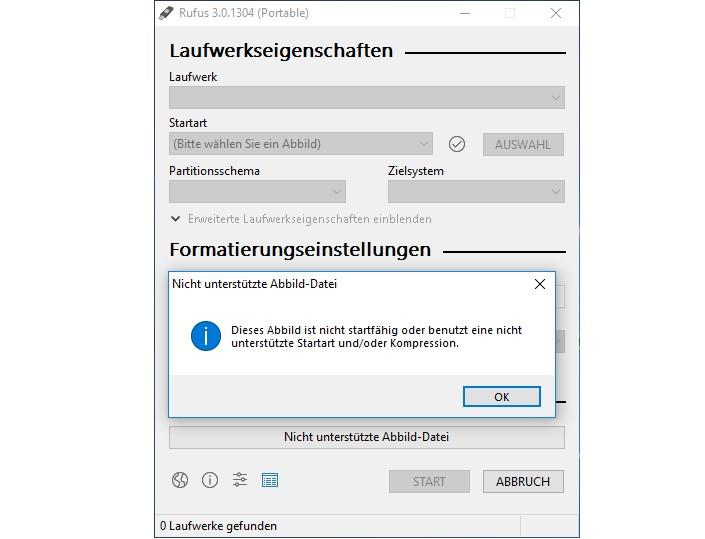 Lenovo X220 und T520: BIOS-Update mit USB-Stick durchführen
