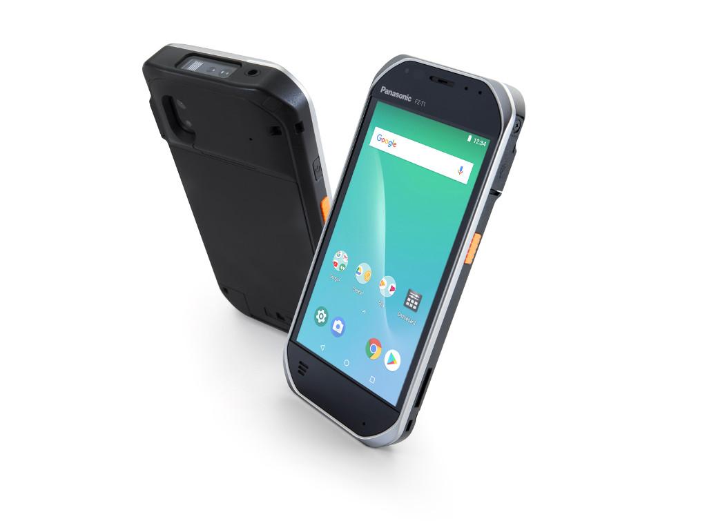 Toughbook FZ-T1: Panasonic präsentiert robustes 5-Zoll-Smartphone