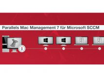 Parallels stellt Mac Management 7 für SCCM vor