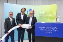 Unitymedia: Frankfurt am Main bekommt Gigabit-Internet