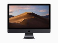 macOS 10.14 Mojave (Bild: Apple)
