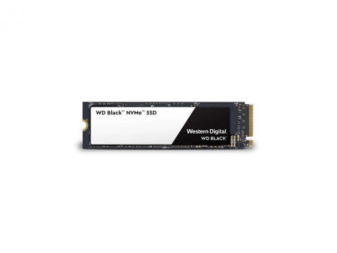 WD Black NVMe 1000 WDS100T2X0C (Bild: WD)