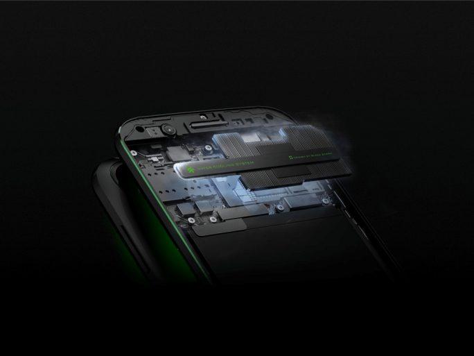 Xiaomi Black Shark mit Flüssigkühlung (Bild: Xiaomi)