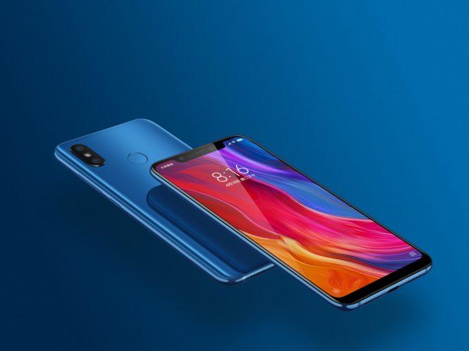 Xiaomi Mi 8 (Bild: Xiaomi)