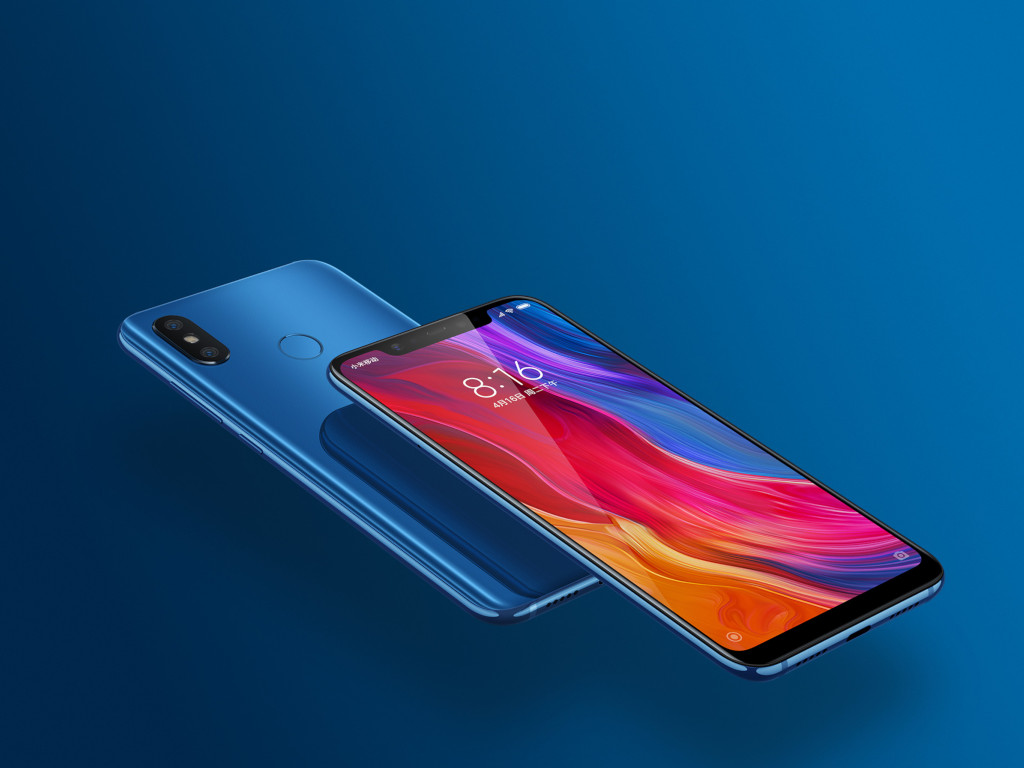Vorverkauf gestartet: Xiaomi Mi 8 mit Global Rom ab 404 Euro