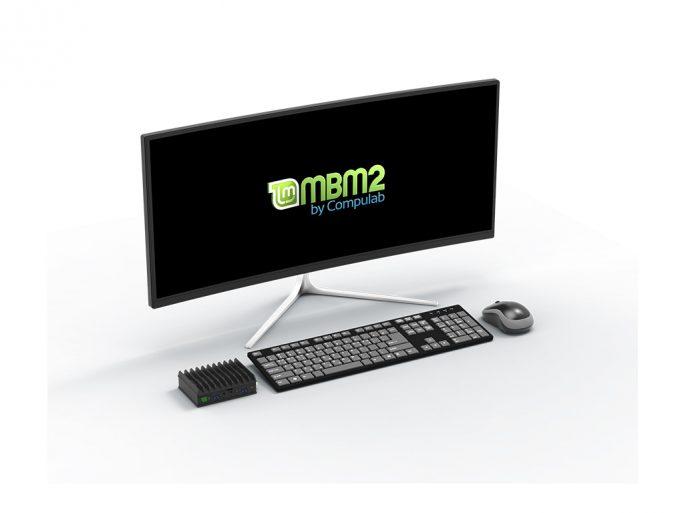 Compulab MintBox Mini 2 (MBM2) (Bild: Compulab)