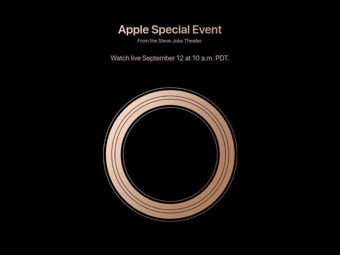 Apple-Event am 12. September-2018 (Screenshot: ZDNet.de)