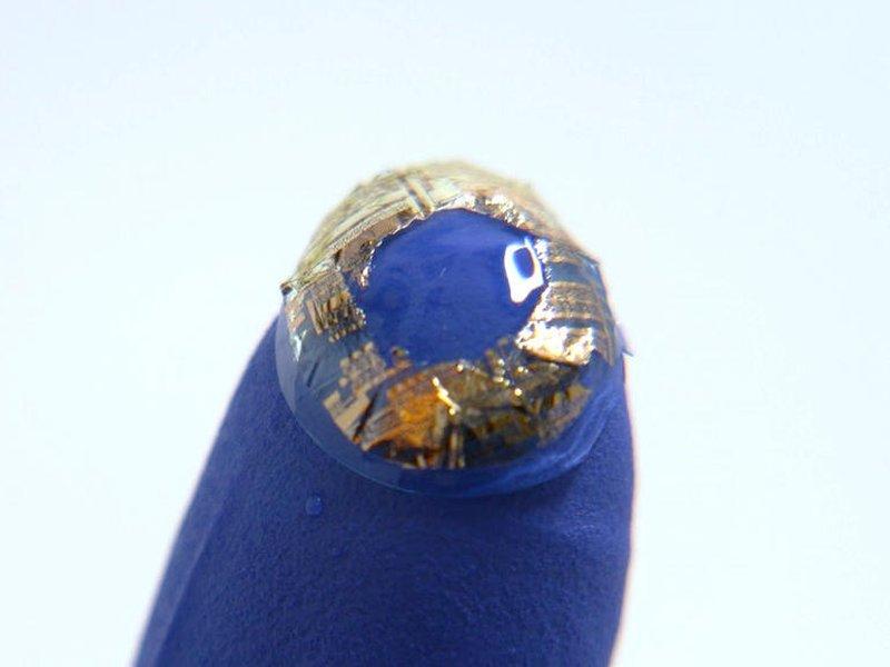 Intelligente Kontaktlinsen haben die Gesundheit im Blick