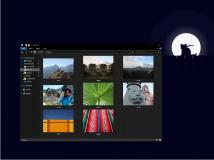 Neue Vorabversion von Windows 10 bringt dunkles Thema für Datei Explorer