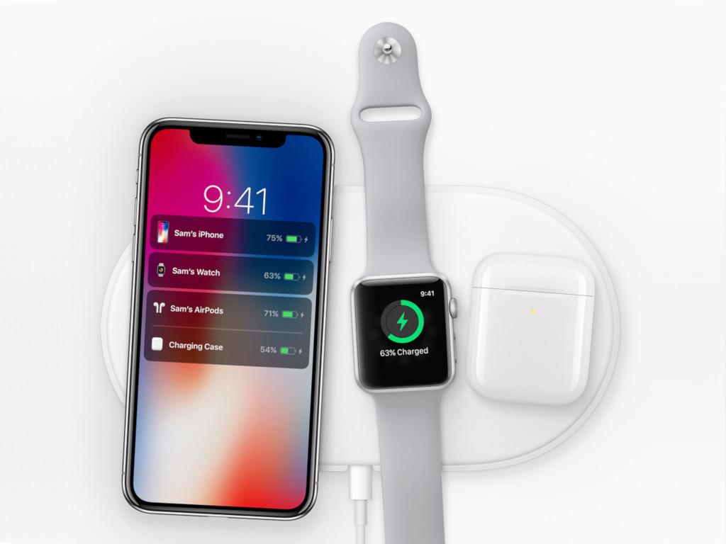 Qi Ladematte Von Apple AirPower Wird Zu Heiss