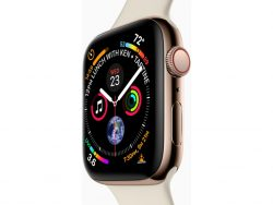 Apple Watch Series 4 2018 (Bild: Apple)