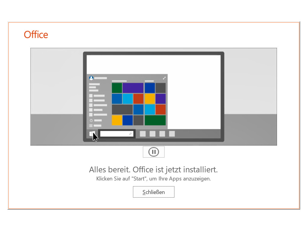 Office 365: Offline-Installer herunterladen