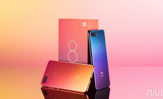 Xiaomi Mi 8 Lite (Bild: Xiaomi)