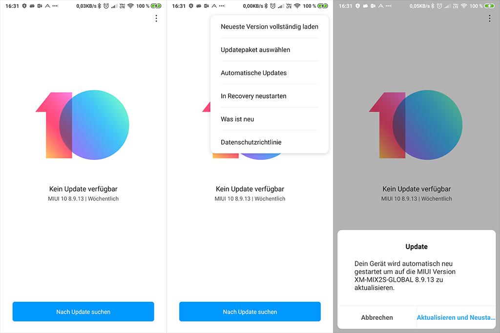 MIUI 10: Xiaomi veröffentlicht Anleitung zur Installation