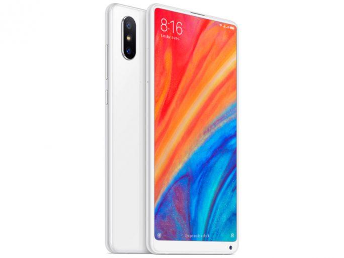 Xiaomi Mi MIX-2S White (Bild: Xiaomi)