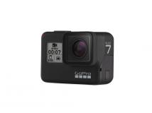 GoPro stellt Hero7 Black mit 4k@60fps vor