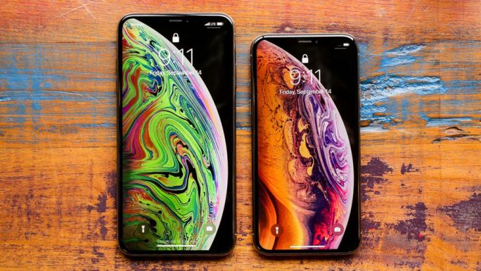 iPhone XS und iPhone XS Max (Bild: CNET)