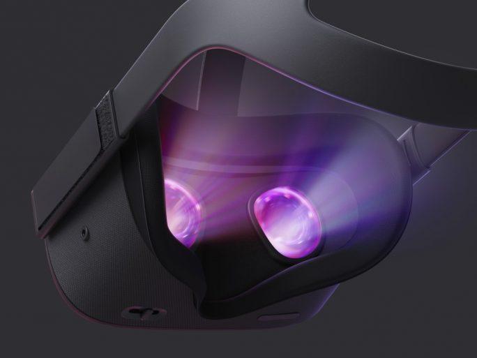 Oculus Quest (Bild: Oculus)