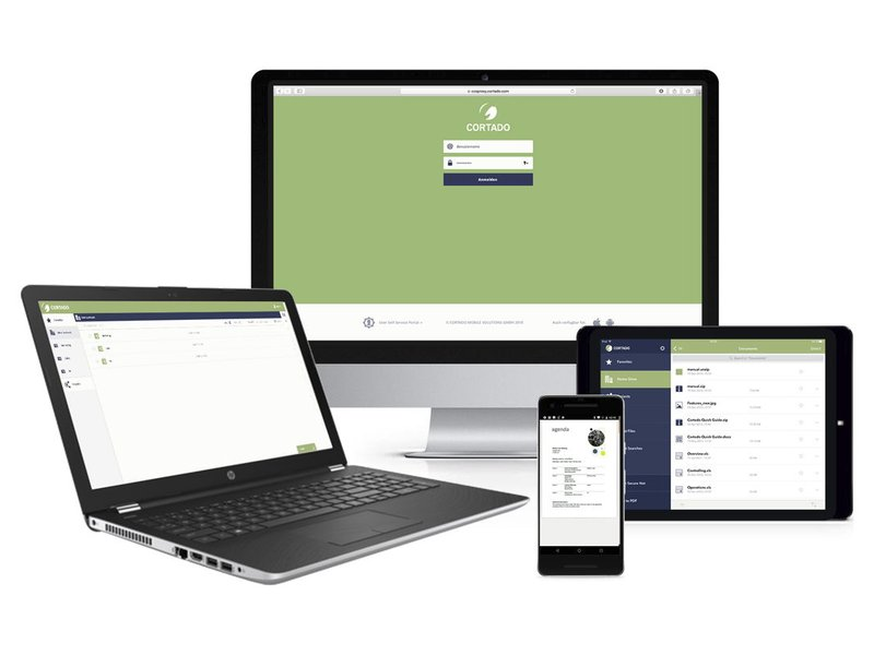 Cortado Workplace: Enterprise-File-Sharing für mobile Geräte