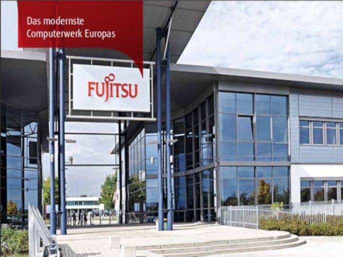 Bis spätestens September 2020 schließt das Fujitsu-Werk in Augsburg (Bild: Fujitsu)