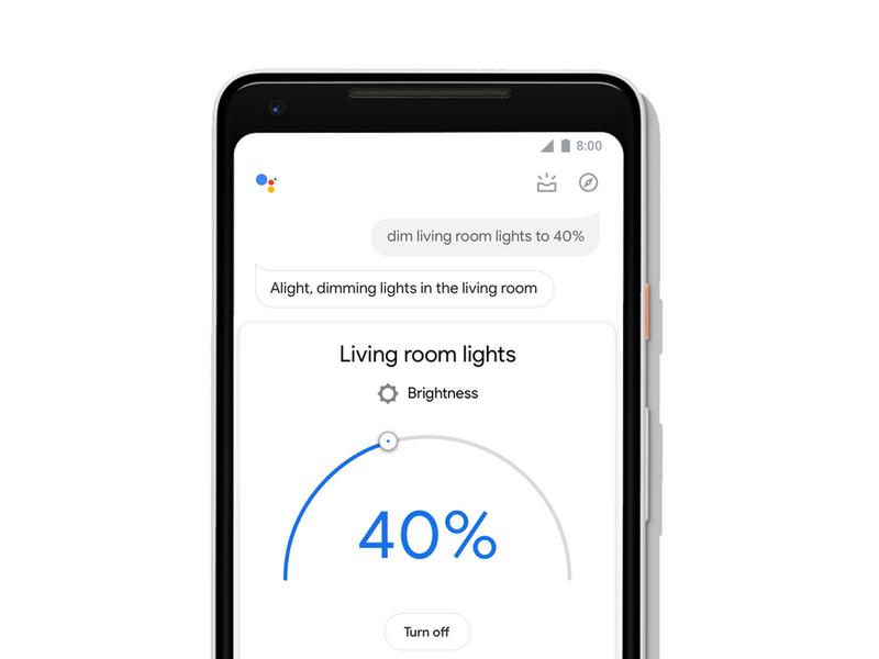 Neues Design Und Neue Funktionen Fur Google Assistant Zdnet De