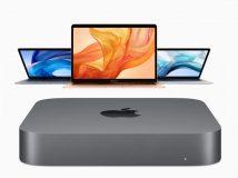 Apple aktualisiert Mac mini und MacBook Air