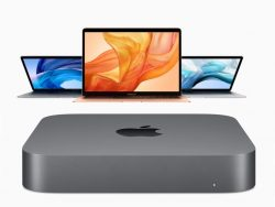 MacBook Air, Mac mini 2018 (Bild: Apple)