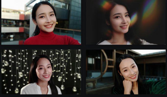 Mi MIX 3: Portrait-Effekte (Bild: Xaiomi)