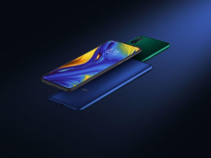 Xiaomi Mi MIX 3: Modelle (Bild: Xiaomi)