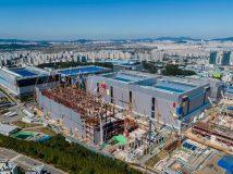 Samsung startet 7-Nanometer-EUV-Fertigung