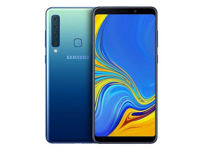 Galaxy A9 - 2018 (Bild: Samsung)