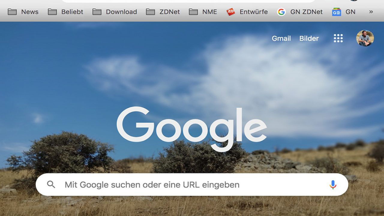 Chrome Design Selbst Erstellen